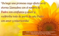 Una promesa.