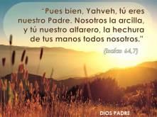 Isaías 64, 7