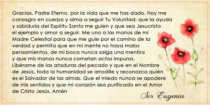 Gracias Padre Bueno