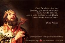 Postal Dios David