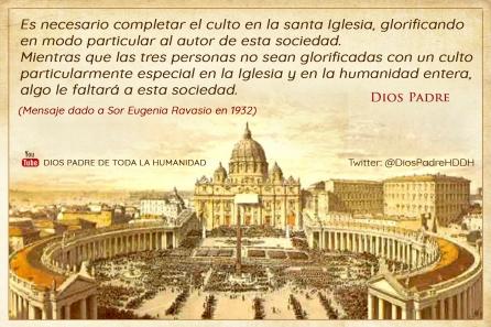 Postal Dios Vatican